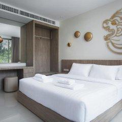 Отель Centra By Centara Phu Pano Resort Krabi 4* Улучшенный номер фото 2