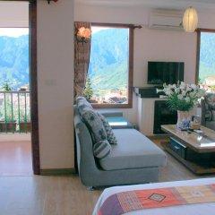 Sapa Elite Hotel 3* Стандартный номер с различными типами кроватей фото 4