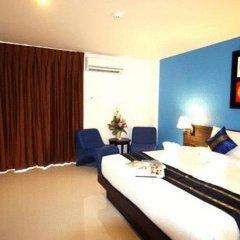 Отель Twin Hotel Таиланд, Пхукет - отзывы, цены и фото номеров - забронировать отель Twin Hotel онлайн комната для гостей фото 3