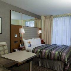Отель Club Quarters Grand Central 4* Стандартный номер с различными типами кроватей