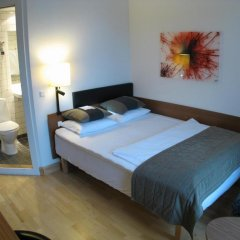 Отель Scandic Webers 4* Стандартный номер с двуспальной кроватью