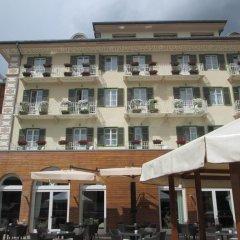 Grand Hotel Savoia балкон