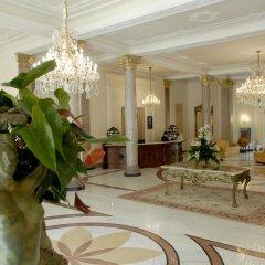 Отель Grand Hotel Rimini Италия, Римини - 4 отзыва об отеле, цены и фото номеров - забронировать отель Grand Hotel Rimini онлайн интерьер отеля