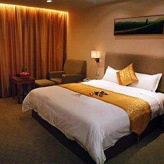 Jinhuayue International Hotel 4* Улучшенный номер с различными типами кроватей