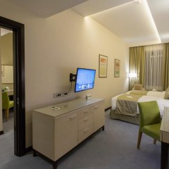 Отель Ararat Resort 4* Улучшенный номер с различными типами кроватей фото 5