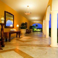 Отель Secrets Capri Riviera Cancun вид на фасад