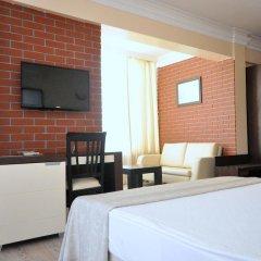 Camyuva Beach Hotel 4* Стандартный номер с двуспальной кроватью фото 10