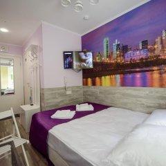 Гостиница АРТ Авеню Стандартный номер двухъярусная кровать фото 5