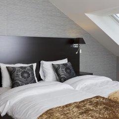 Saga Hotel Oslo 4* Улучшенный номер с двуспальной кроватью фото 3
