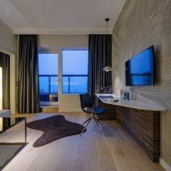 Отель Radisson Blu Old Mill Belgrade 4* Стандартный номер с различными типами кроватей фото 2