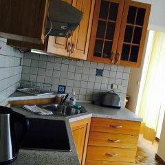 Апартаменты Charles Bridge Apartments Студия с различными типами кроватей фото 12