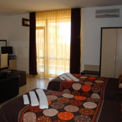 Отель Suite Kremena Номер Делюкс с различными типами кроватей