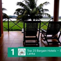 Отель Lake View Cottage Шри-Ланка, Тиссамахарама - отзывы, цены и фото номеров - забронировать отель Lake View Cottage онлайн спортивное сооружение