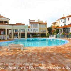 Отель Akisol Vilamoura Village Португалия, Виламура - отзывы, цены и фото номеров - забронировать отель Akisol Vilamoura Village онлайн бассейн фото 2
