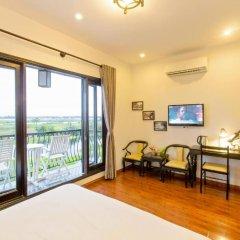 Отель Riverside Impression Homestay Villa 3* Номер Делюкс с различными типами кроватей фото 4