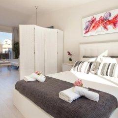 Апартаменты Centric Apartment National Palace Барселона комната для гостей фото 3