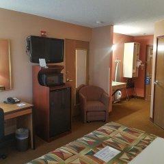 Отель Baymont Inn & Suites - Sullivan 2* Стандартный номер с различными типами кроватей