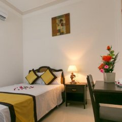 Отель Snow pearl Homestay Стандартный номер с различными типами кроватей фото 12