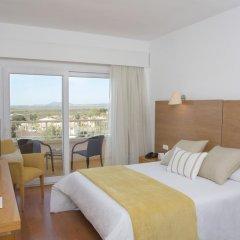 Отель JS Alcudi Mar 4* Стандартный номер с различными типами кроватей фото 8