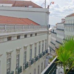 Отель in Chiado Португалия, Лиссабон - отзывы, цены и фото номеров - забронировать отель in Chiado онлайн балкон