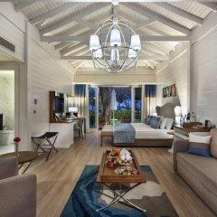 Отель Nirvana Lagoon Villas Suites & Spa 5* Вилла с различными типами кроватей фото 13