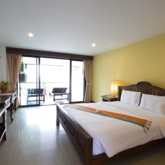 Отель Wongamat Privacy Residence & Resort 3* Номер Делюкс фото 43