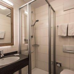 Отель EDER Мюнхен ванная