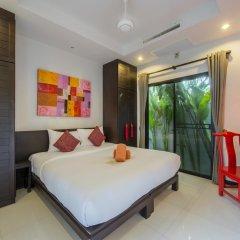 Отель The Bell Pool Villa Resort Phuket 5* Вилла Делюкс с различными типами кроватей фото 4