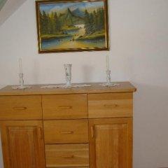 Отель HOLIV Apartman ванная
