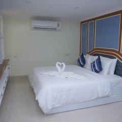Отель Achada Beach Pattaya 3* Люкс с различными типами кроватей фото 8