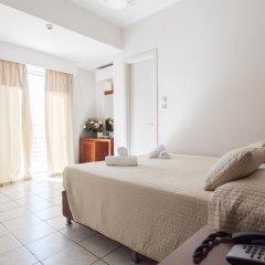 Epidavros Hotel 2* Стандартный номер с разными типами кроватей фото 5