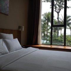 Отель Siloso Beach Resort, Sentosa 3* Номер Делюкс с различными типами кроватей
