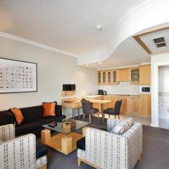 Отель Golden Prague Residence 4* Улучшенные апартаменты с различными типами кроватей фото 17