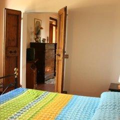 Отель Fattoria il Musarone Синалунга удобства в номере