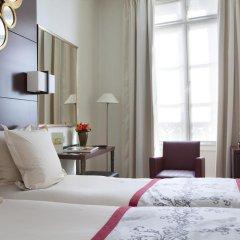 Отель Hôtel Le Sénat 4* Улучшенный номер с различными типами кроватей