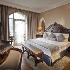 Отель Jumeirah Zabeel Saray Royal Residences 5* Стандартный номер с различными типами кроватей фото 6