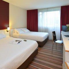 Отель Hôtel Novotel Wavre Brussels East 4* Стандартный номер с различными типами кроватей фото 5