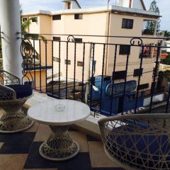 Отель Villa Capri 3* Апартаменты фото 13