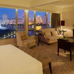 Отель Marco Polo Xiamen 5* Представительский номер с различными типами кроватей фото 2