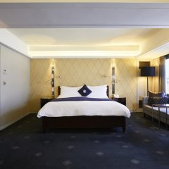 Отель Grand Intercontinental Seoul Parnas сейф в номере