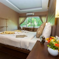 Отель Lanta Klong Nin Beach Resort 3* Стандартный номер фото 13