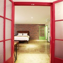 K City Hotel 3* Президентский люкс с различными типами кроватей фото 6