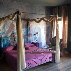 Отель B&B Antico Borgo Манерба-дель-Гарда комната для гостей фото 2