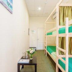 Хостел Nice Hostel Samara Кровать в общем номере фото 5