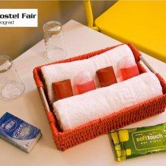 Hostel Fair Стандартный номер с 2 отдельными кроватями фото 7