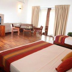 Отель Kamili Beach Villa комната для гостей