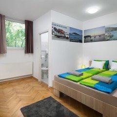 Hostel Bureau Номер Делюкс с различными типами кроватей фото 3