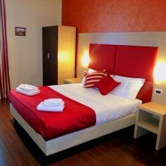Отель B&B Marbò Florence 3* Стандартный номер с различными типами кроватей