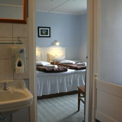 Отель Furulund Pensjonat ванная