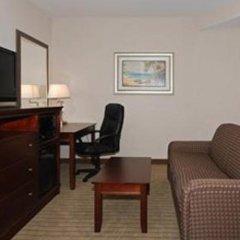 Отель Comfort Suites Saraland удобства в номере фото 2